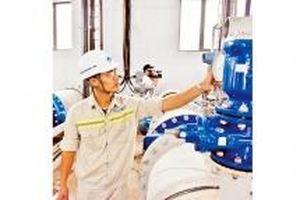 Thúc đẩy hợp tác phát triển ngành nước