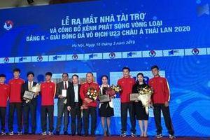 MB tài trợ các trận đấu bảng K – Vòng loại Giải bóng đá Vô địch U23 châu Á