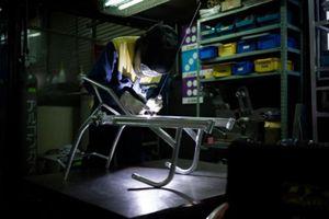 Xe lăn công nghệ cao phục vụ Paralympic 2020