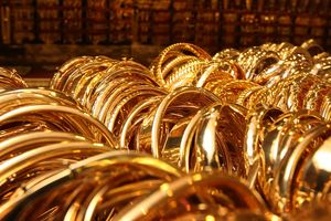 Giá vàng hôm nay 21/3/2019: Vàng SJC 'tăng sốc' 170.000 đồng/lượng