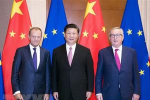 Chủ tịch Trung Quốc thăm châu Âu: chuyến Tây du trong bão tố