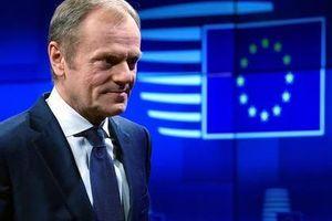 EU hoàn tất việc chuẩn bị cho Brexit ngắn