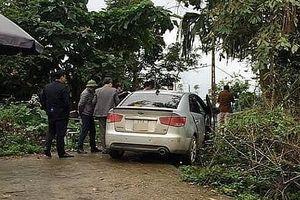 Đối tượng nổ súng cướp taxi ở Tuyên Quang ra đầu thú