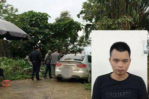 Đối tượng nổ súng vào đầu tài xế, cướp ô tô ở Tuyên Quang ra đầu thú