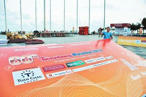 Vũng Tàu rực rỡ sắc màu chuẩn bị cho Tiền Phong Marathon 2019