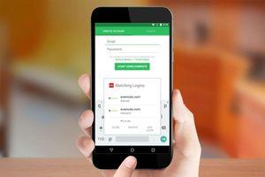 Cách tự động điền mật khẩu và tên đăng nhập trên Android