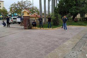 Xuất hiện clip cướp hồ sơ thầu ở Quảng Bình, công an tiếp tục điều tra