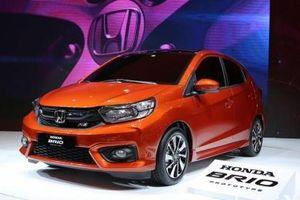 Loạt ô tô mới sắp có mặt tại VN: 'Sốt xình xịch' Honda Brio trên dưới 400 triệu