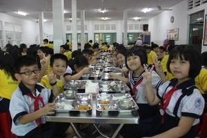 TPHCM đảm bảo an toàn thực phẩm trong trường học