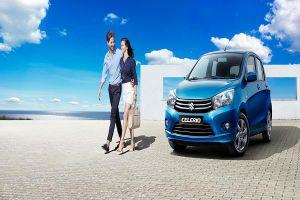 Suzuki Celerio nhập khẩu 'giá hời' cho người Việt
