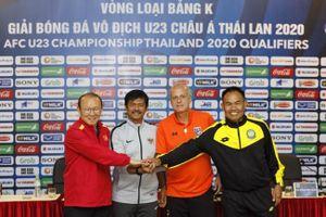 Các đối thủ nói gì về tuyển U.23 Việt Nam ở bảng K vòng loại U.23 châu Á 2020?