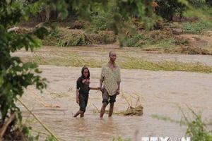 Bão Idai khiến 15.000 người ở Mozambique bị cô lập trong nước lũ