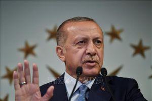 Thổ Nhĩ Kỳ 'chữa cháy' cho phát biểu của Tổng thống Erdogan