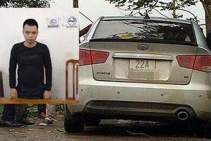 Bất ngờ về nhân thân nghi phạm bắn súng vào đầu tài xế taxi rồi cướp xe ở Tuyên Quang