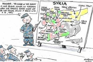 Sĩ quan Pháp phơi bày sự thật về cuộc chiến Syria của phương Tây