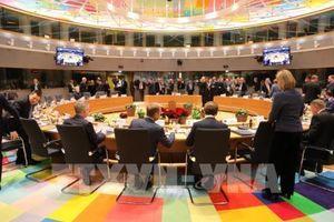 Brexit sẽ là nội dung quan trọng của Hội nghị thượng đỉnh EU