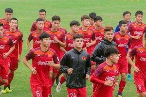 Lộ diện đội hình U22 Việt Nam ở vòng loại U23 châu Á 2020?