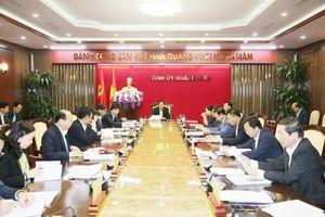 Quảng Ninh nuôi 'tham vọng' trở thành số 1 các tỉnh ven biển phía Bắc về tôm giống
