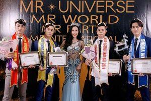 Bất ngờ đêm chung kết Nam vương và Hoa hậu Thế giới Người Việt tại Thái Lan