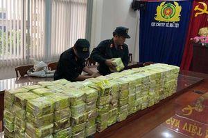 Đánh sập đường dây ma túy xuyên quốc gia, thu 300kg ma túy đá