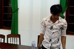 Bắt khẩn cấp thanh niên hiếp dâm, cướp tài sản bé gái 8 tuổi trong nghĩa địa ở Bình Định