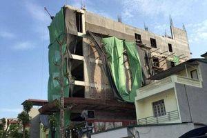 Hà Nội công khai danh sách 43 công trình vi phạm trật tự xây dựng