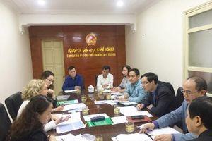 Tổng cục Giáo dục nghề nghiệp làm việc với Đại sứ quán Ôx-trây-lia