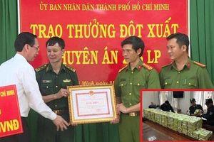 Hành trình phá đường dây buôn bán 300kg ma túy từ Myanmar sang Lào về Việt Nam