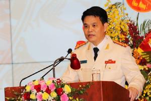 Đại tá Lê Ngọc Châu làm Giám đốc Công an TP. Hải Phòng