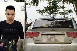 Kẻ dùng súng tự chế bắn tài xế, cướp taxi đã ra đầu thú