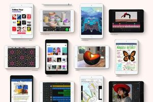 Có gì mới trong dòng iPad mini được chờ đợi từ lâu?