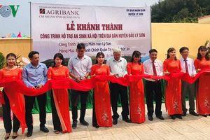 Thêm một trường mầm non chất lượng cao ở huyện đảo Lý Sơn