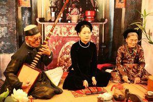 'Đệ nhất danh cầm đàn đáy' Nguyễn Phú Đẹ qua đời ở tuổi 97