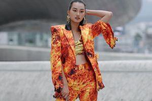 Hình ảnh Á quân The Face tại Seoul Fashion Week lên Vogue