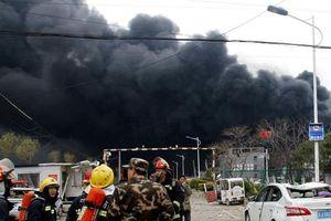 Nổ nhà máy hóa chất TQ: Số nạn nhân thiệt mạng lên tới 47 người