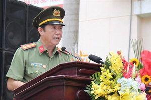 Bình Dương: Giám đốc công an tỉnh làm Phó Bí thư Tỉnh ủy