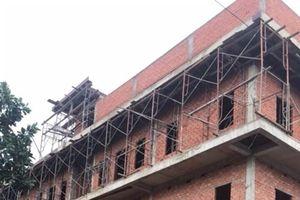 TPHCM: Kỷ luật hàng loạt cán bộ sai phạm cấp phép xây dựng