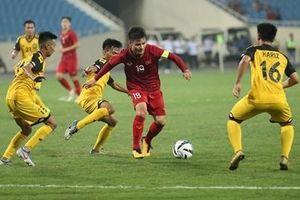Điểm nhấn trận thắng Brunei: Trình làng một U23 toàn năng