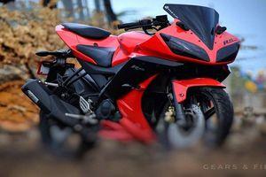 Gợi ý kiểu độ dành cho biker sở hữu Yamaha R15 V2.0