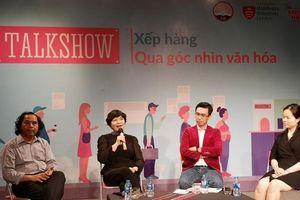 Luận bàn về văn hóa xếp hàng của người Việt