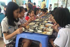Thái Bình kểm soát chặt nguồn cung thực phẩm cho trường học