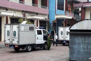 Vì sao hoãn xử vụ cựu Phó phòng Cảnh sát kinh tế xâm hại nữ sinh lớp 9 ở Thái Bình?