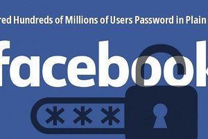Xử lý thế nào với hàng trăm tài khoản Facebook bị lộ?