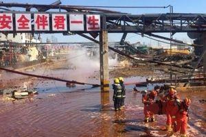 Vụ nổ nhà máy hóa chất: Bắt giam lãnh đạo công ty