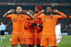 Vòng loại Euro 2020: 'Cơn lốc' Hà Lan cuốn bay Belarus!