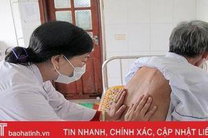 Gia tăng bệnh nhân lao kháng thuốc ở Hà Tĩnh