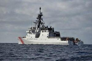 Mỹ triển khai tàu cảnh sát biển đến Hàn Quốc để trừng phạt Triều Tiên