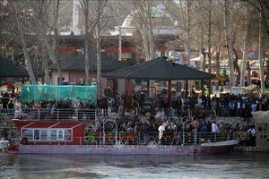 Iraq điều tra thảm họa chìm phà nghiêm trọng trên sông Tigris