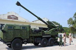 Cận cảnh siêu pháo tự hành Israel Thái Lan tự sản xuất