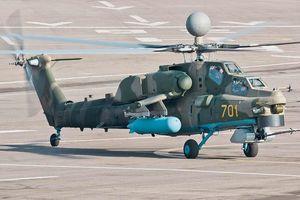 Trực thăng Nga săn đuổi tự do 'quân thánh chiến' ở Bắc Hama